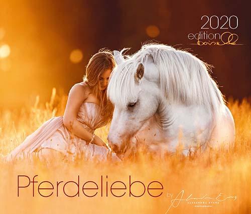 BOISELLE カレンダー2020 Mサイズ Pferdeliebe (フェアデリーべ)
