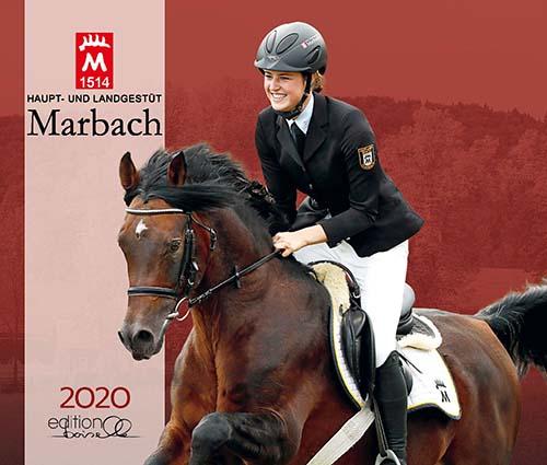 BOISELLE カレンダー2020 Mサイズ Marbach (マールバッハ)