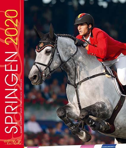 BOISELLE カレンダー2020 Sports Show Jumping (ショージャンピング)