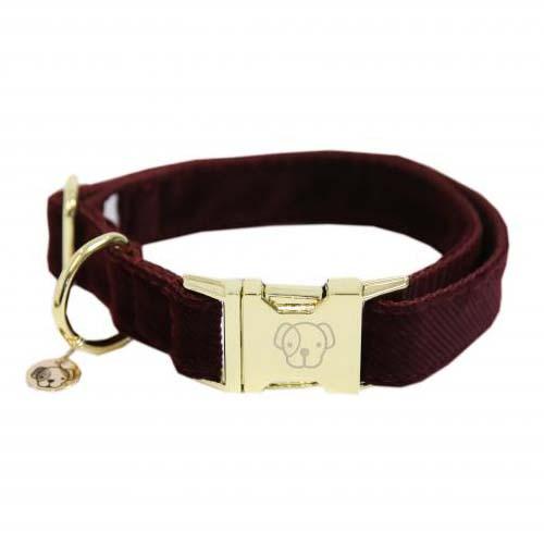 KENTUCKY Dog Collar コーデュロイ
