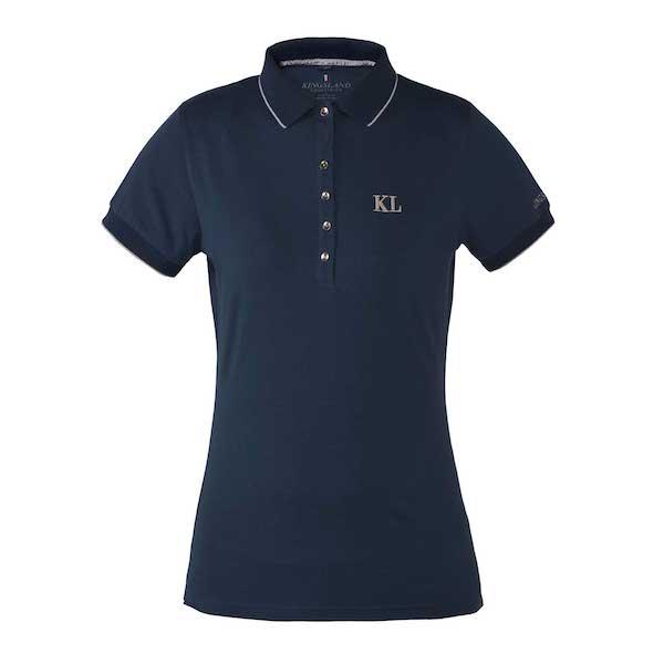 【KL】MANILVAレディースポロシャツ