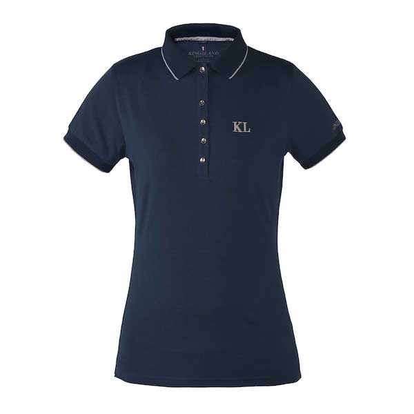 【KL】 ESTEPONAジュニアポロシャツ