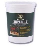 スーパー14(皮膚・毛用補助飼料)