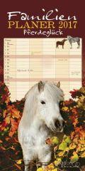 BOISELLE カレンダー2017 FAMILY HAPPY HORSES(ファミリー ハッピーホース)
