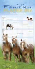 BOISELLE カレンダー2018 ファミリー Happy Horse (ハッピーホース)