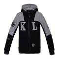 【KL】LIN ユニセックス スウェットジャケット