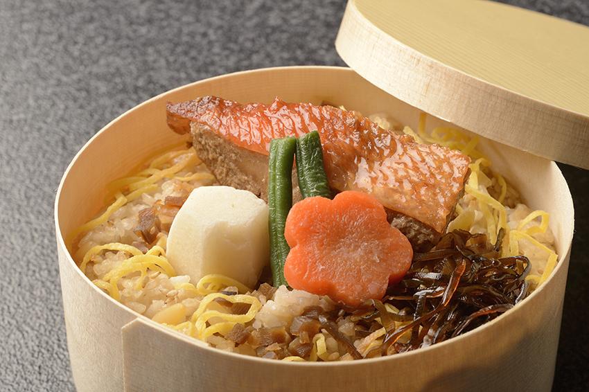わっぱめし (金目鯛) 5個  海鮮 御飯 レンジでチンOK