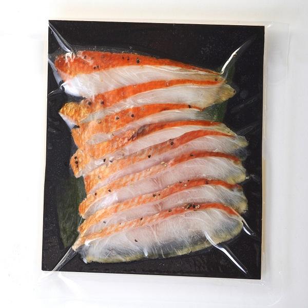 金目鯛冷燻パッケージ