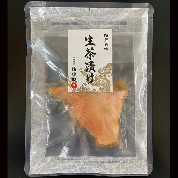 生茶漬け 金目鯛