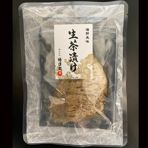 生茶漬け 鯛