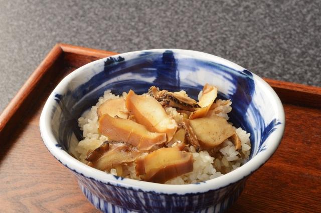 あわび御飯 5個セット 200g レンジでチンOK 冷凍米飯