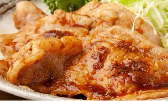 新商品 箱根山麓ぶたバラ 秘伝の煮汁 モモ肉スライス しょうゆ味 120g