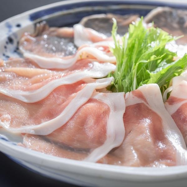 箱根山麓豚スライス(しゃぶ)