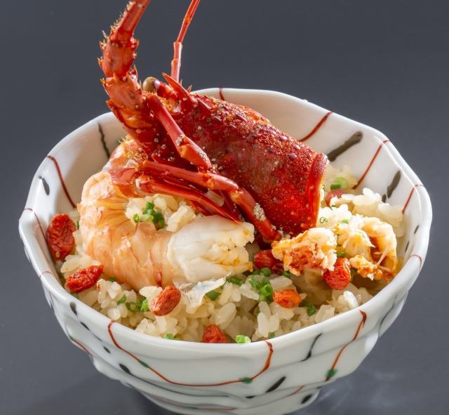 新商品 伊勢海老御飯 おまとめ10個+1個プレゼント  レンジでチンOK 冷凍米飯