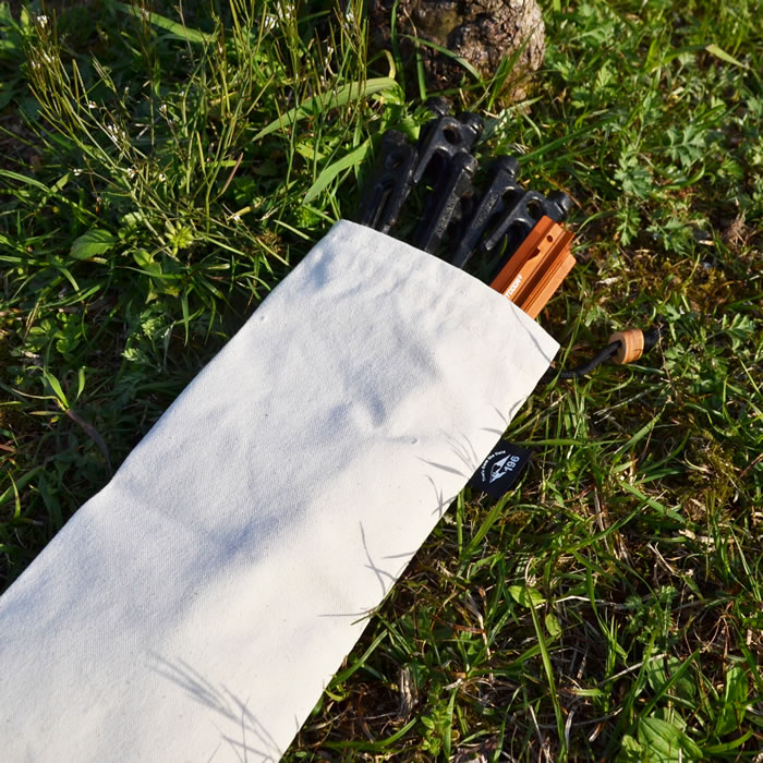 キャンプ 道具 用品 収納 袋 帆布 ケース
