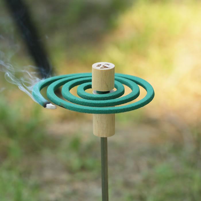 キャンプ バーベキュー BBQ アウトドア 蚊取り線香 蚊取りスティック 蚊取りペグ Mosquito coil stick Peg