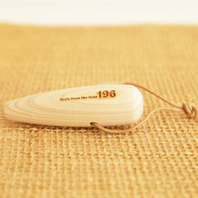 ツボ押し ひのき 木製
