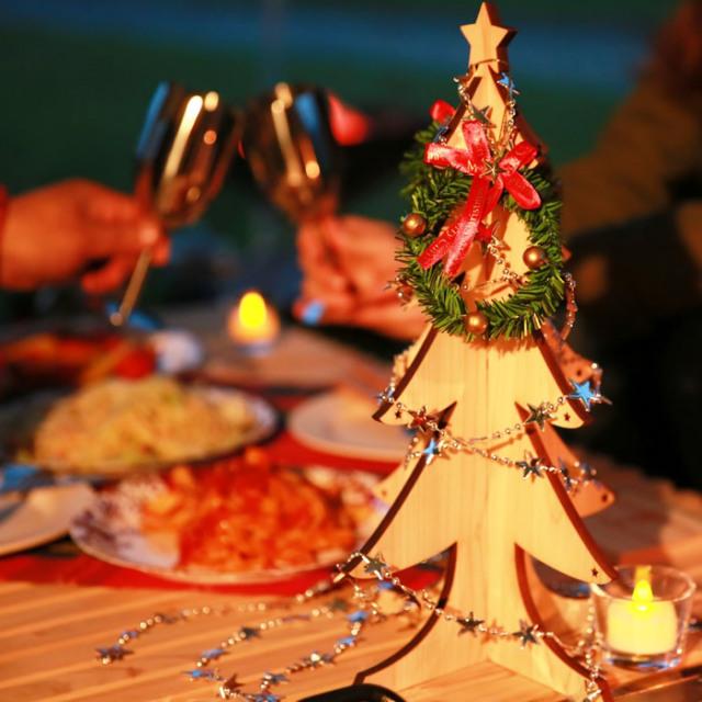 196 キャンプ クリスマス Xmas ツリー