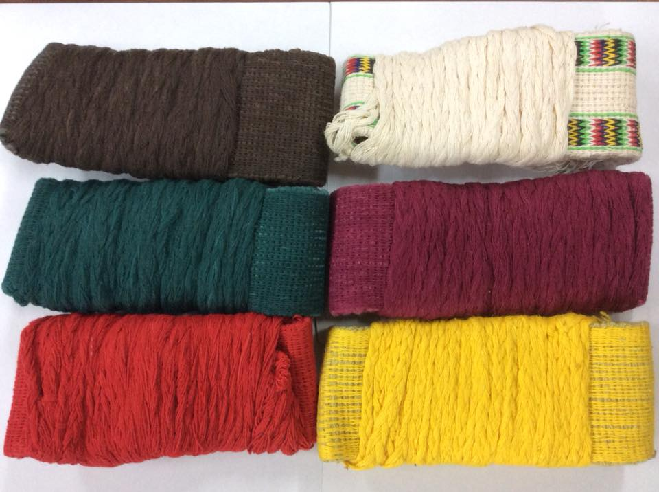 腰帯(ヤオダイ) 材質:綿