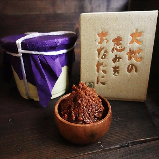 長期熟成プレミアム皇帝味噌2kg(樽)