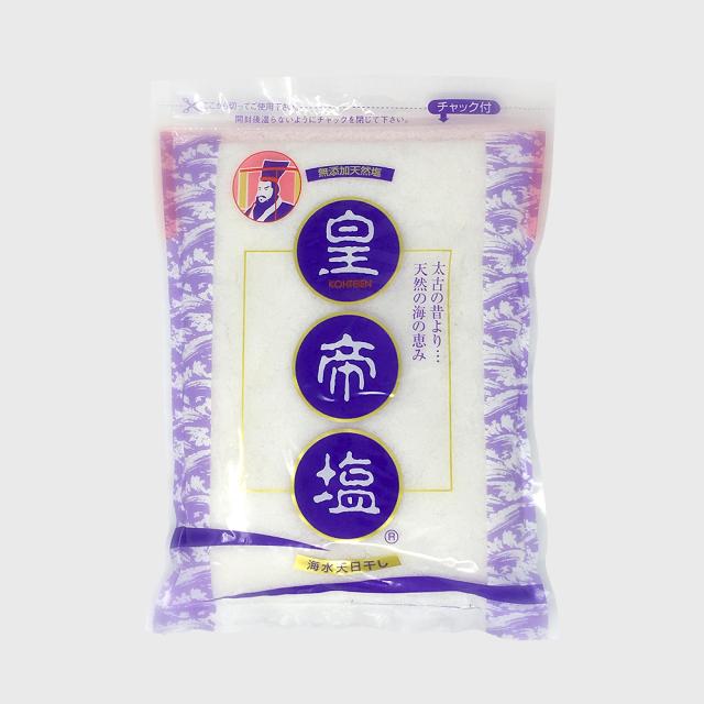 【無添加 天然塩】皇帝塩1kg