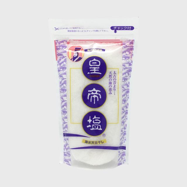 【無添加 天然塩】皇帝塩300g