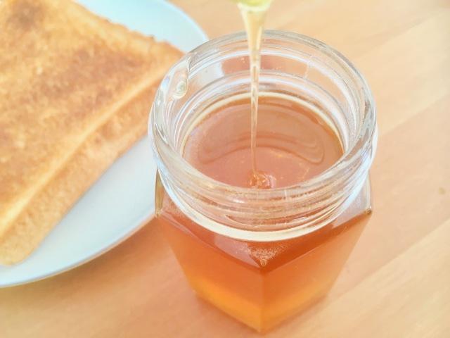 【送料無料】 希少・熊本県産【非加熱・無添加】日本ミツバチの「しぼりたて純生ハチミツ(200g)」×5本組