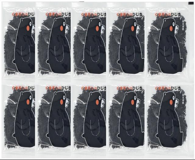 【まとめ買いプライス】(熊本県産)無添加 芽ひじき(10g)×10袋