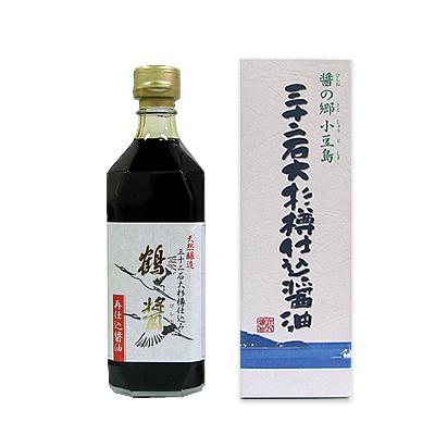 ヤマロク醤油 鶴醤 500ml
