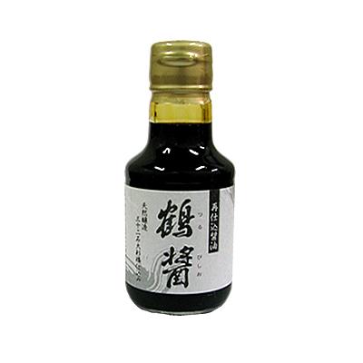 ヤマロク醤油 鶴醤 145ml