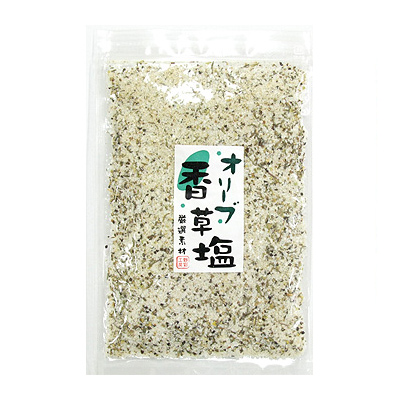 香草塩(詰め替え用袋入り) 100g