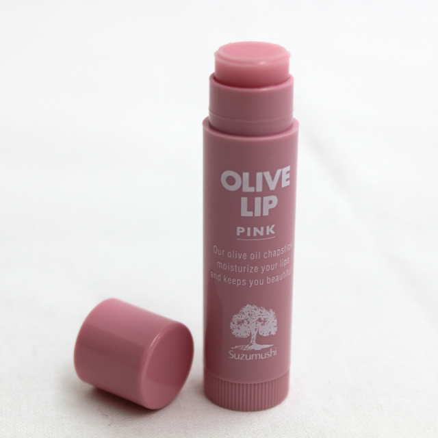 オリーブリップクリーム [ピンク] [olc]