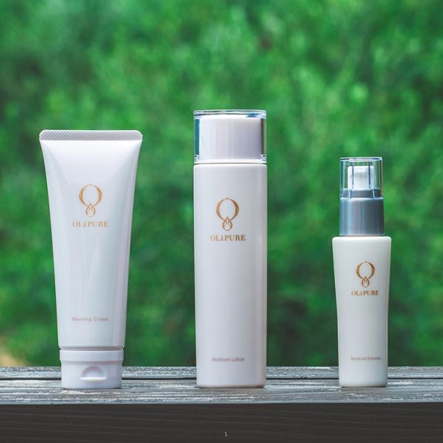 初回購入者様限定キャンペーン価格 オリピュア基本セット Olipure 洗顔 化粧水 乳液 セット