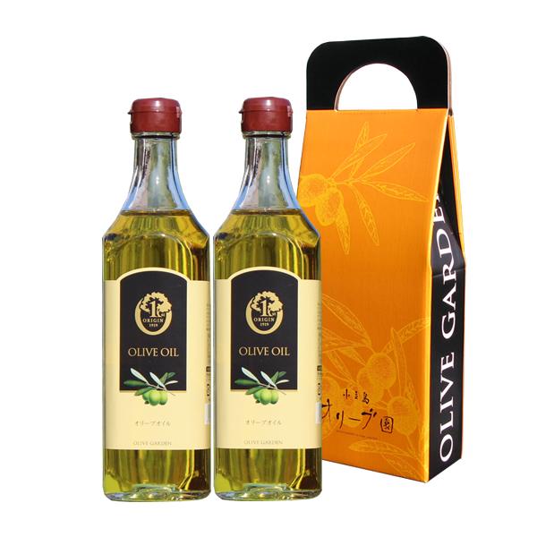 小豆島オリーブ園オリーブオイルのギフト オリーブオイル