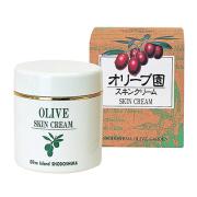 オリーブ園 オリーブスキンクリーム(お顔用・60g) [olc]
