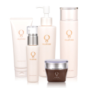 オリピュア  クレンジング 洗顔 化粧水 乳液 モイスチャークリーム 5点セット OLiPURE