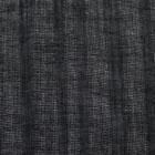トリアセからみストライプ服地 黒 【50cm販売】  (4236-80)