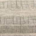 イタリア製麻混横段柄