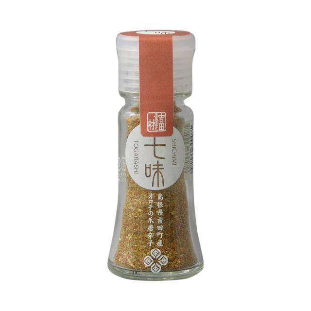 七味とうがらし(瓶) 商品画像