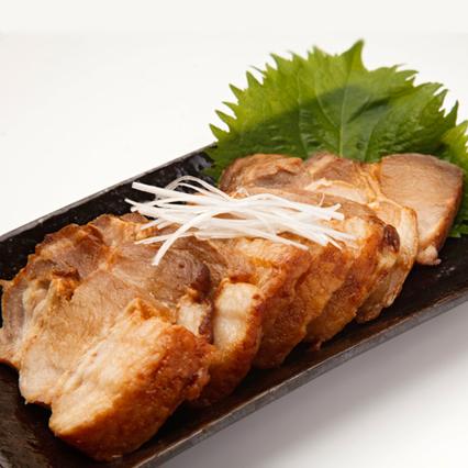 近江豚自家製焼き豚
