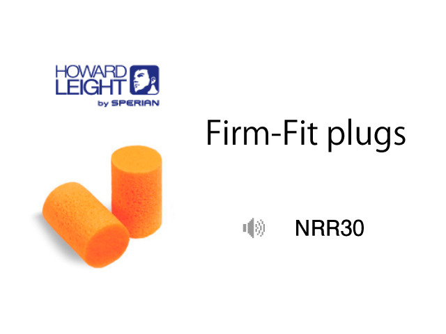 firm-fit plugs