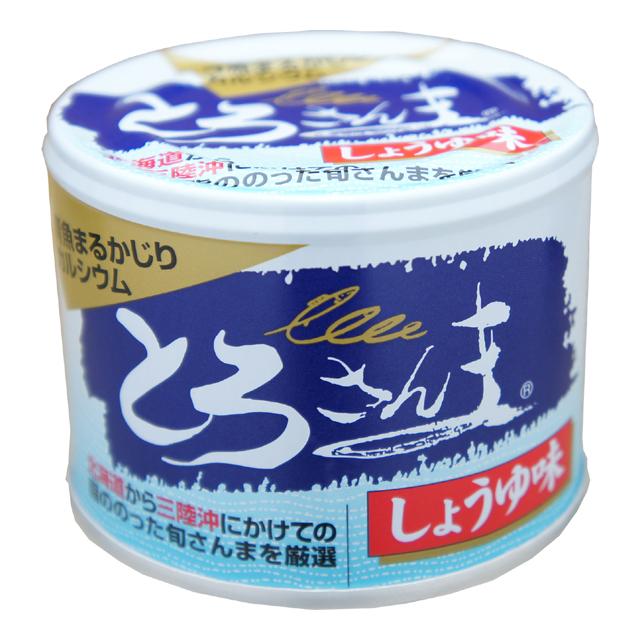 缶詰(トロさんましょうゆ)