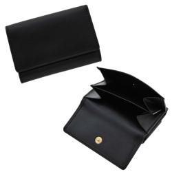 小型三つ折り財布