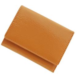 極小財布 メタリック×星スタッズ