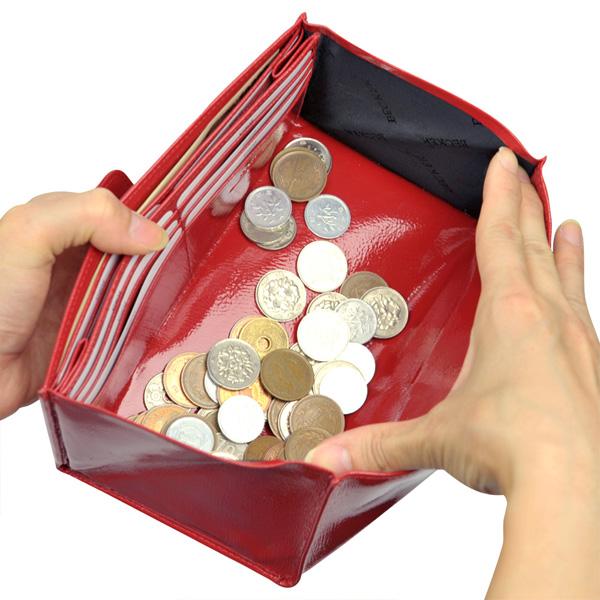ギャルソン財布