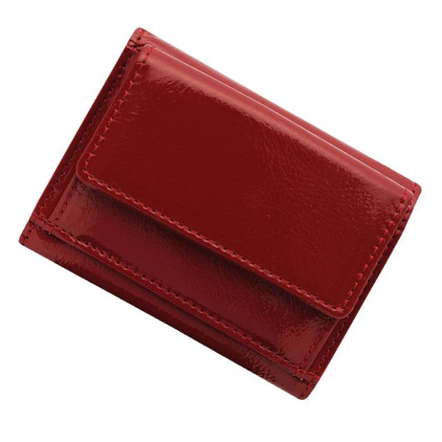 極小財布 エナメル
