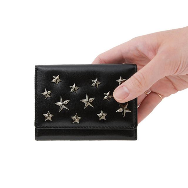 極小財布星スタッズスムース