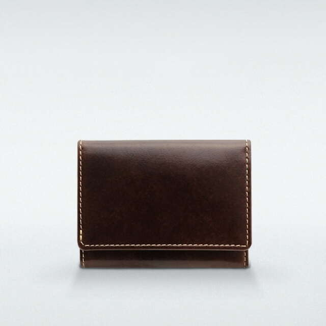 極小財布 トスカーナレザー
