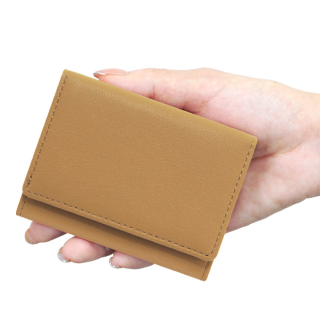 BOX型小銭入れ  マルケ