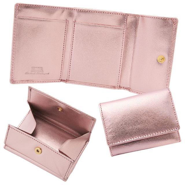 極小財布ボックス型